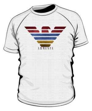 Koszulka z nadrukiem 432577