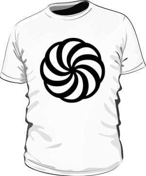 Koszulka z nadrukiem 432581