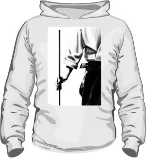 Bluza z kapturem Aikido B