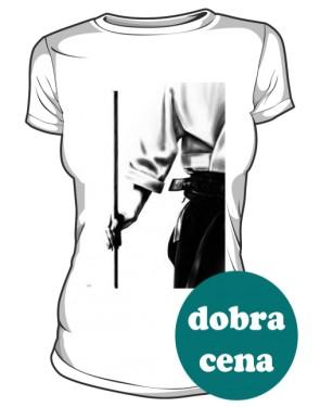 Koszulka damska Aikido B