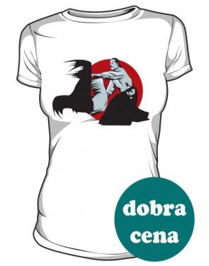 Koszulka damska Aikido A