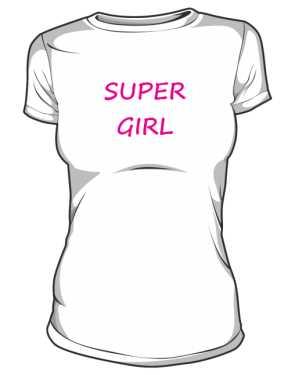 Koszulka damska z nadrukiem