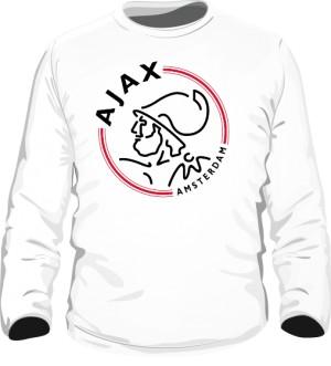 Longsleeve Ajax Amsterdam logo