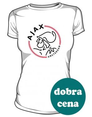 Koszulka damska Ajax Amsterdam logo