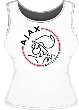 Bokserka damska Ajax Amsterdam logo