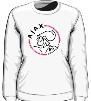 Bluza damska Ajax Amsterdam logo
