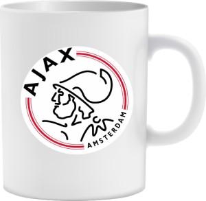 Kubek Ajax Amsterdam logo