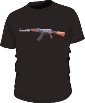 Koszulka Kalashnikov