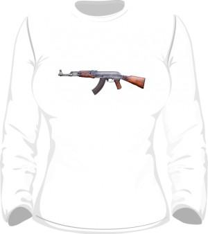 Longsleeve damski Kalashnikov