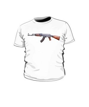 Koszulka dziecięca Kalashnikov