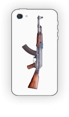 Etui IPhone 4 4s Kalashnikov