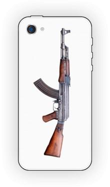 Etui IPhone 5 5s Kalashnikov