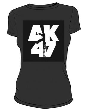 Koszulka damska AK 47