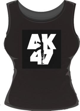 Bokserka damska AK 47