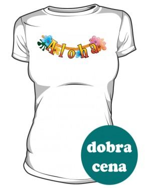 Koszulka damska Aloha
