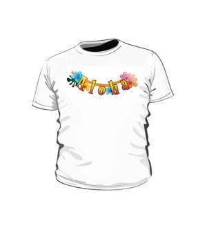 Koszulka dziecięca Aloha