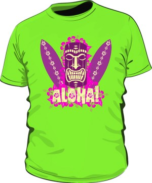 Koszulka Aloha Surf
