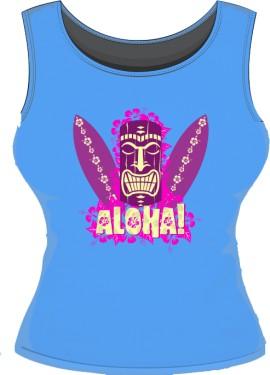 Boksreka damska Aloha Surf