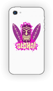 Etui IPhone4 4s Aloha Surf