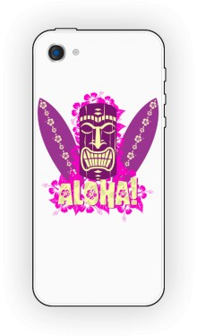 Etui IPhone5 5s Aloha Surf