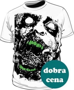 Koszulka zombie