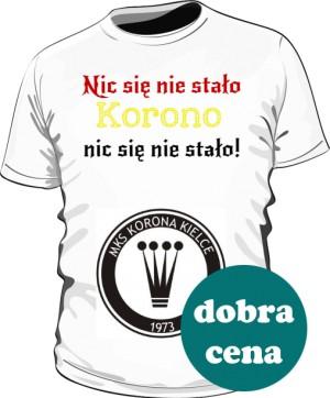 Koszulka Korona Kielce