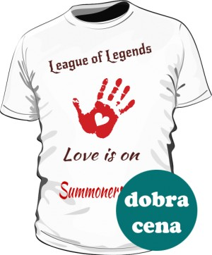 Koszulka LoL