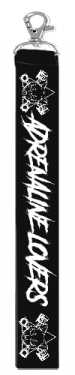 Smycz Adrenaline Lovers Logo BLACK