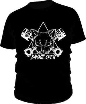 Koszulka Logo Classic BLACK