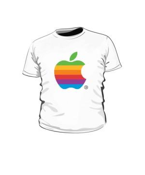 Koszulka dziecięca Apple color