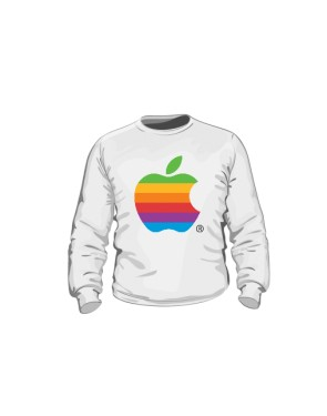 Bluza dziecięca Apple color