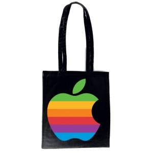 Torba czarna Apple color
