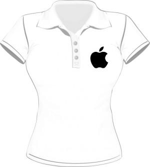 Polo damskie Apple