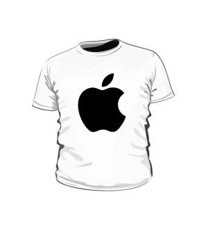 Koszulka dziecięca Apple