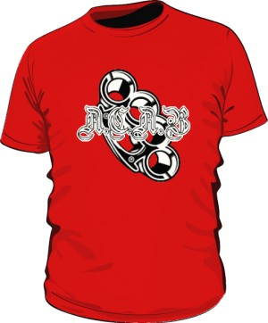Koszulka z nadrukiem 45180