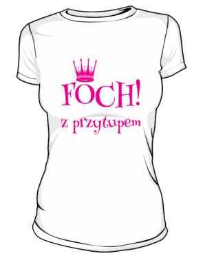 Koszulka FOCH z przytupem