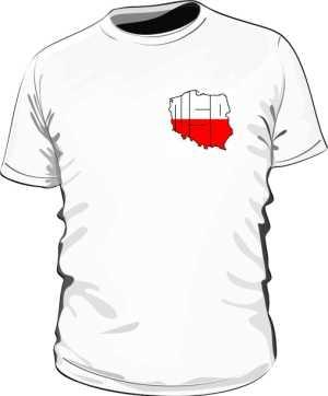 Koszulka z logo NSP