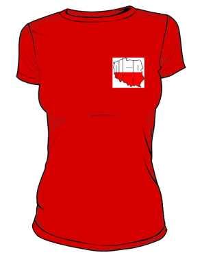 Tshirt damski Zatrzymać Handel dziećmi