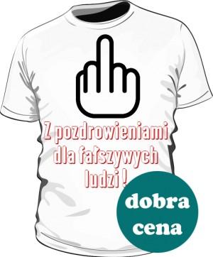 Koszulka FVCK Y0U