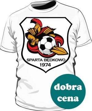 Koszulka duże logo SPARTA Będkowo