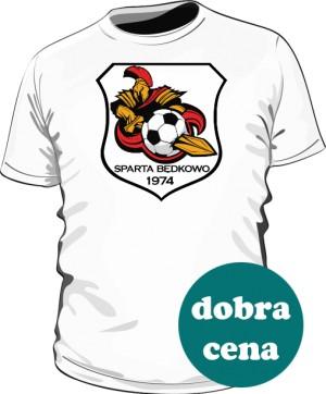 Koszulka logo SPARTA Będkowo