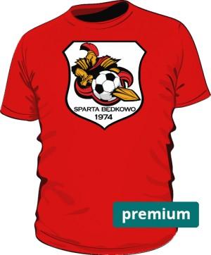 Koszulka Premium logo SPARTA Będkowo