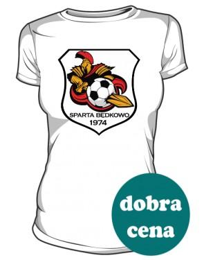Koszulka damska logo SPARTA Będkowo