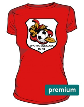 Koszulka damska Premium SPARTA Będkowo