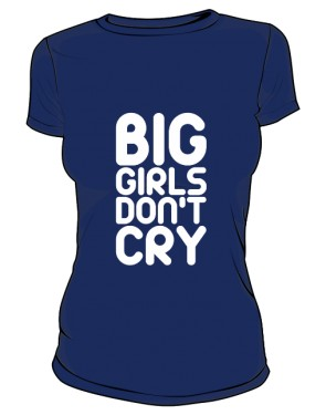 Big Girls Shirt Navy Blue