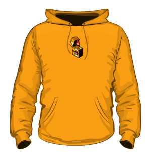 Bluza z Kapturem Yelow Logo SFB