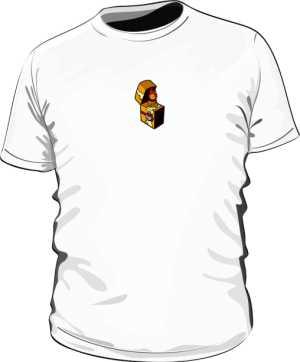 Koszulka White Logo SFB
