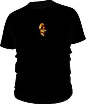 Koszulka Black Logo SFB