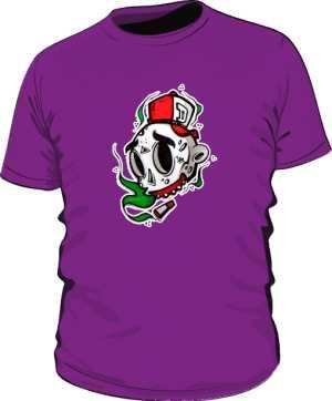 LA koszulka  by Dyl