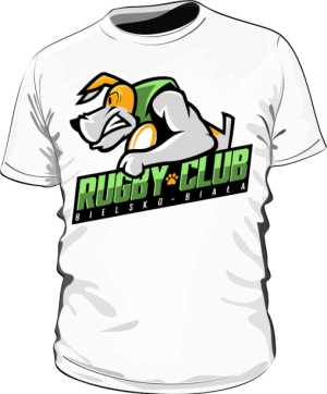 Rugby Bielsko Biala koszulka